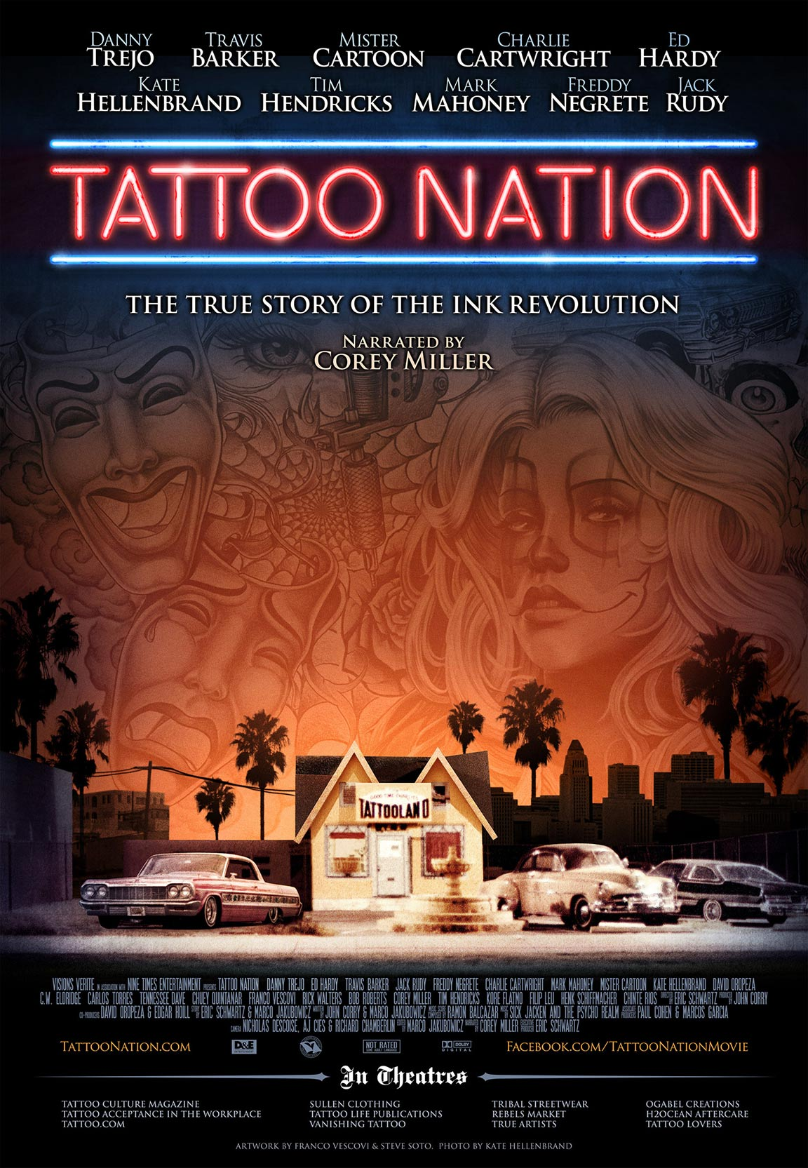 Tattoo Nation Poster #2