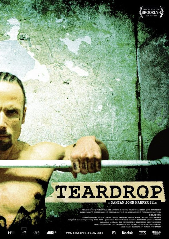 Teardrop Poster #1