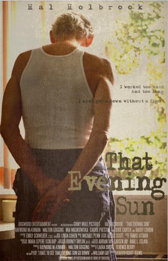 That Evening Sun Poster