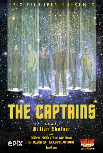 The Captains Poster #1
