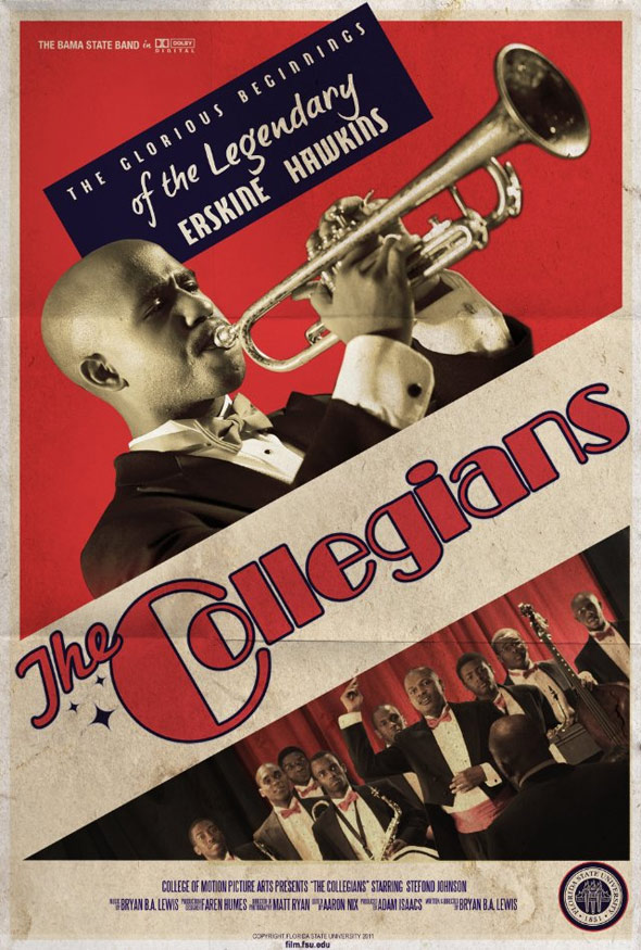 The Collegians Poster #1