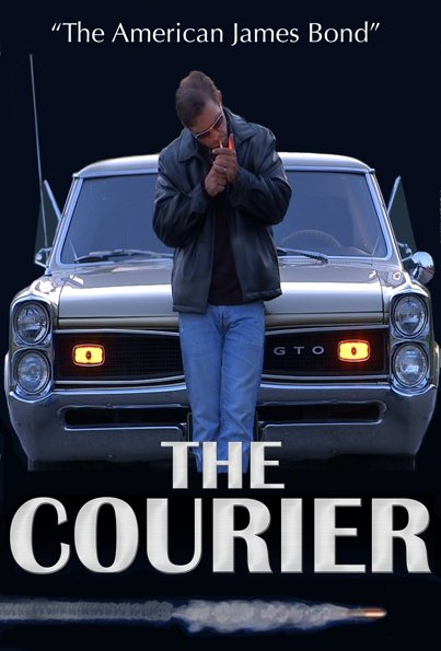 The Courier Poster #1