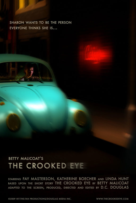 The Crooked Eye Poster