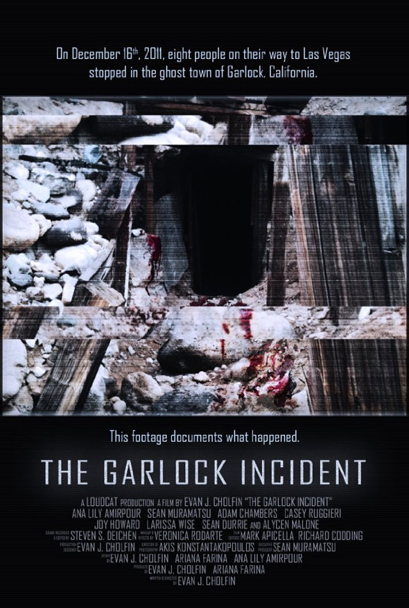 The Garlock Incident Poster