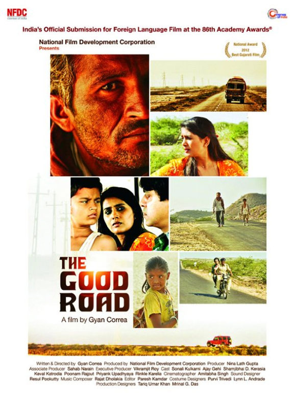 The Good Road Poster