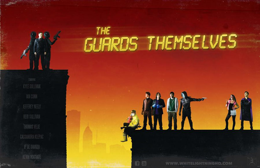 The Guards Themselves Poster