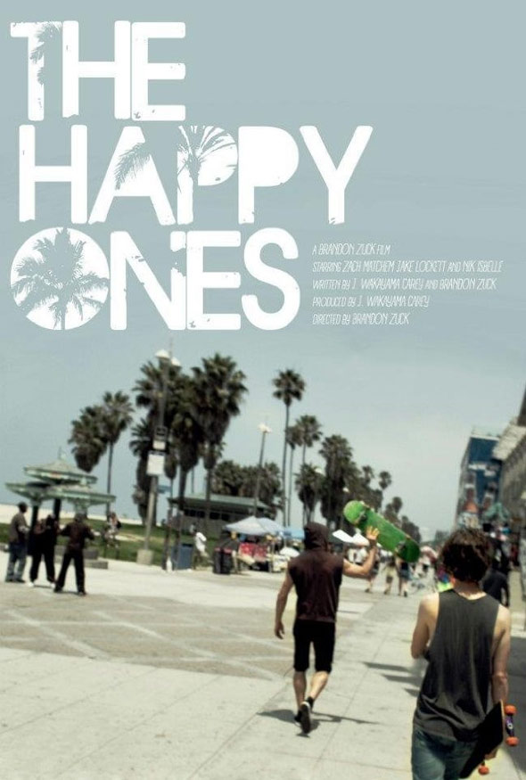 The Happy Ones Poster #1
