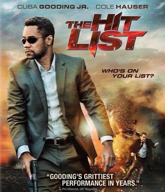 The Hit List Poster #1