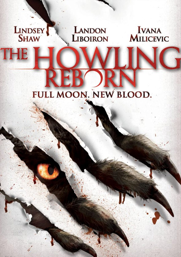 The Howling: Reborn Poster