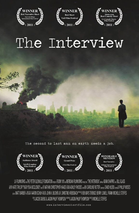 The Interview Poster #1