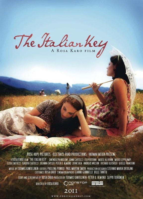 The Italian Key Poster
