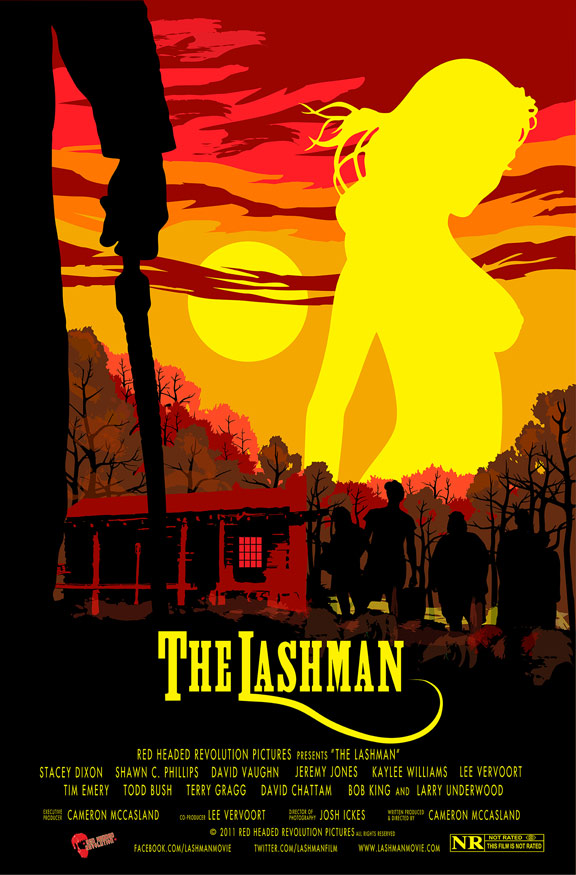 The Lashman Poster #4
