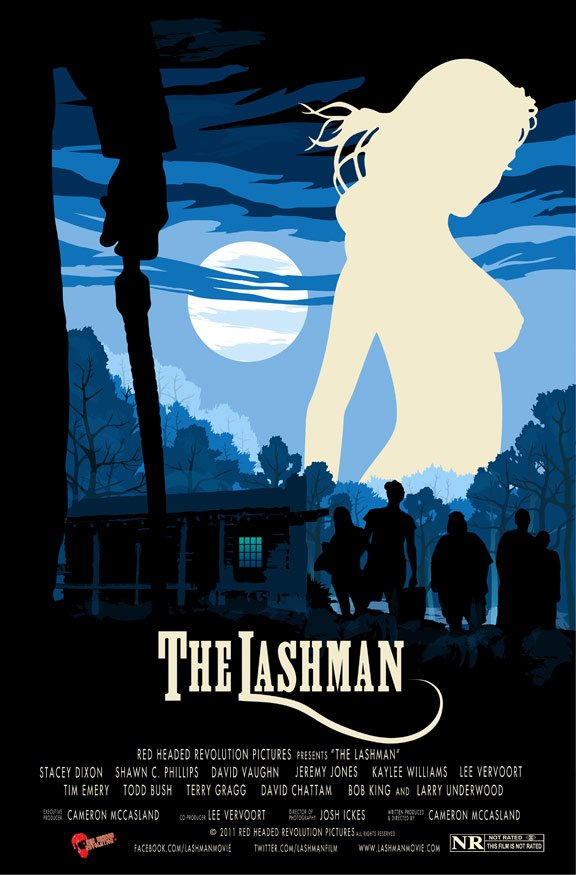 The Lashman Poster #5