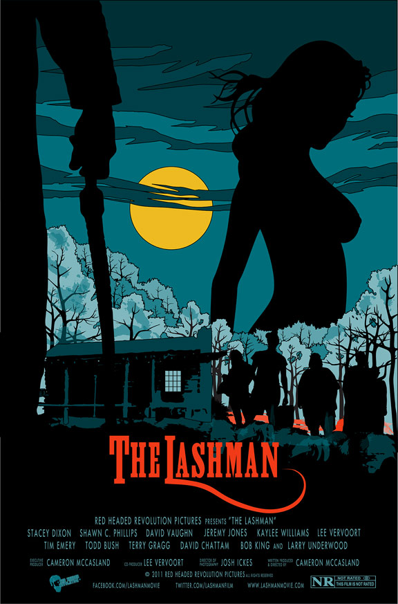 The Lashman Poster #1