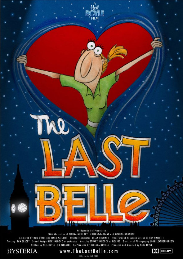 The Last Belle Poster