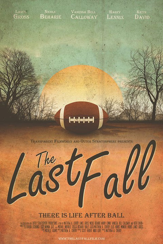 The Last Fall Poster #1
