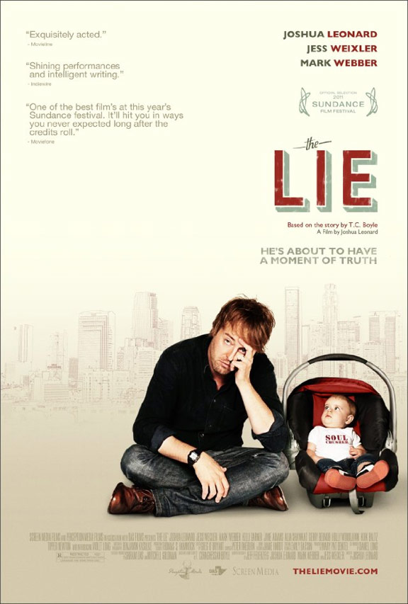 The Lie Poster #1
