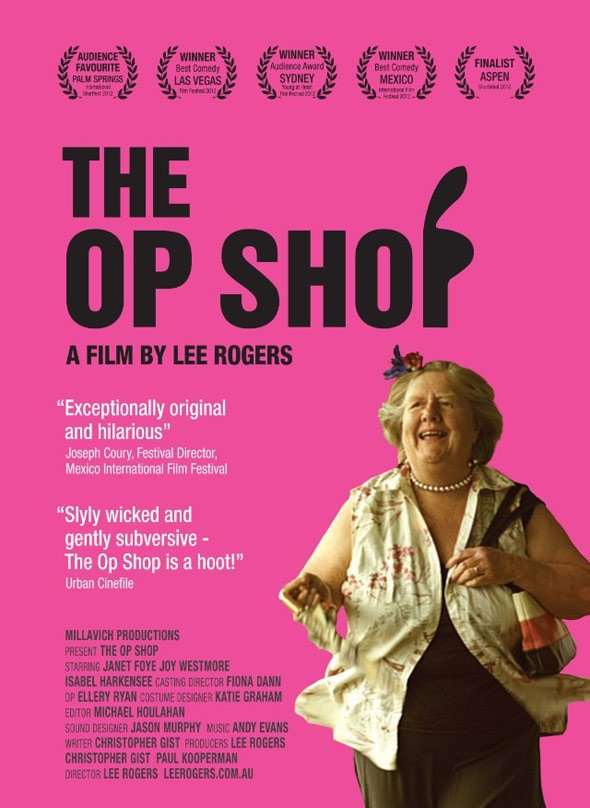 The Op Shop Poster #1