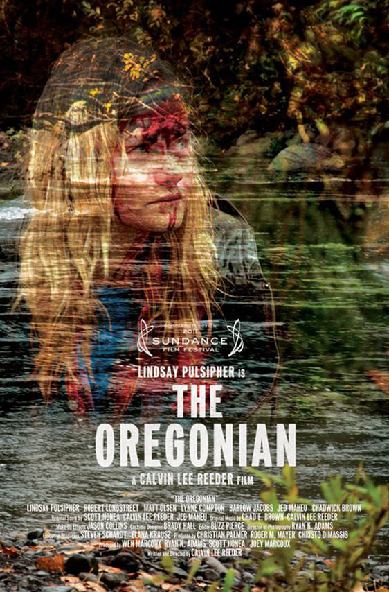 The Oregonian Poster
