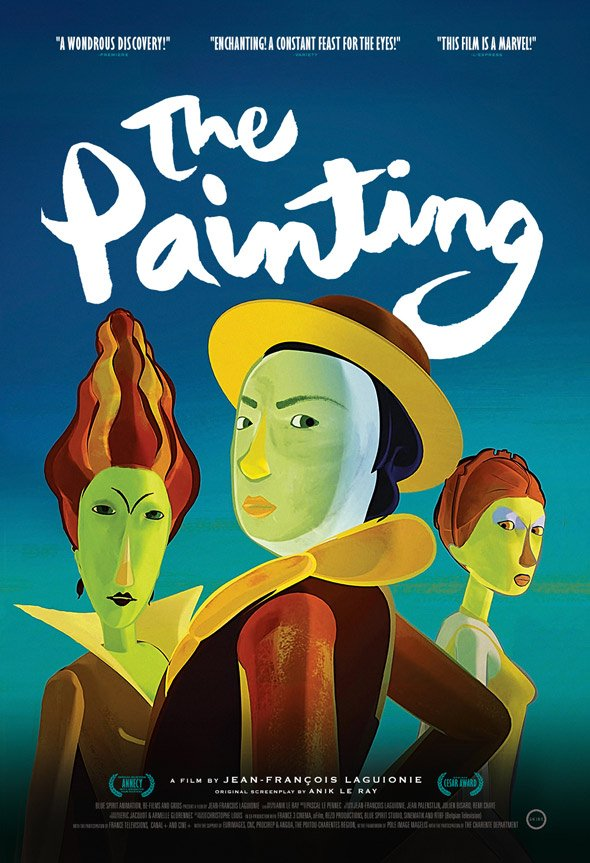 The Painting (Le Tableau) Poster