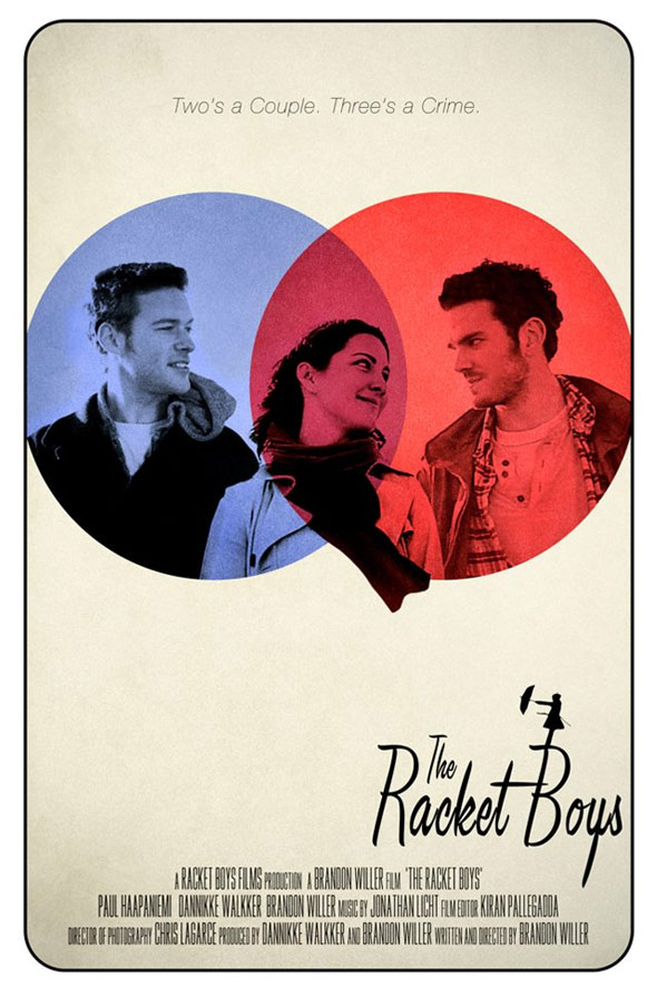 The Racket Boys Poster