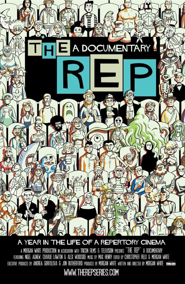 The Rep Poster #1