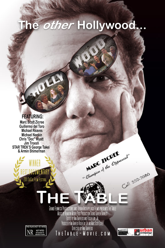 The Table Poster