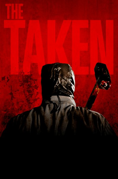 The Taken Poster