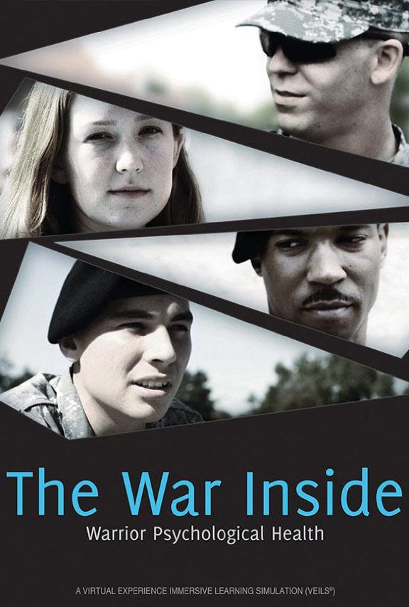 The War Inside Poster #1
