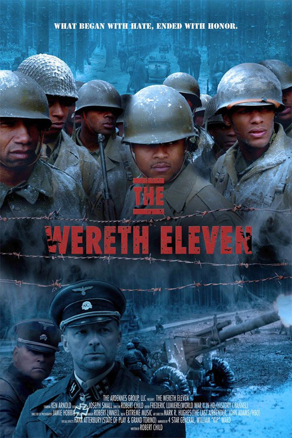 The Wereth Eleven Poster