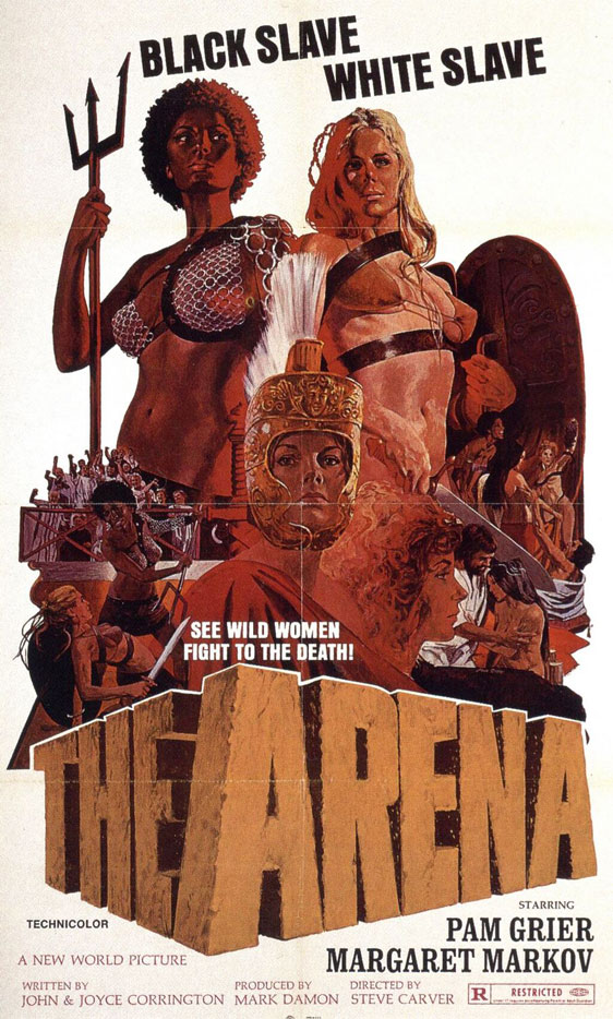 The Arena Poster