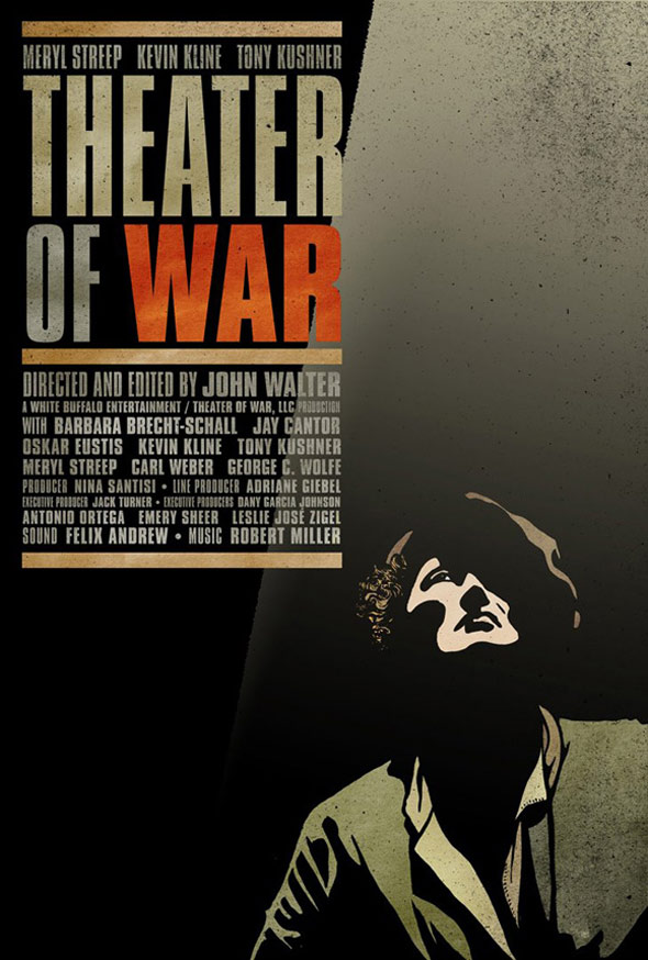 Theater of War Poster #1