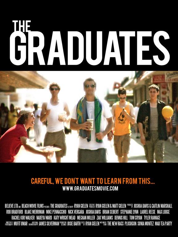 The Graduates Poster