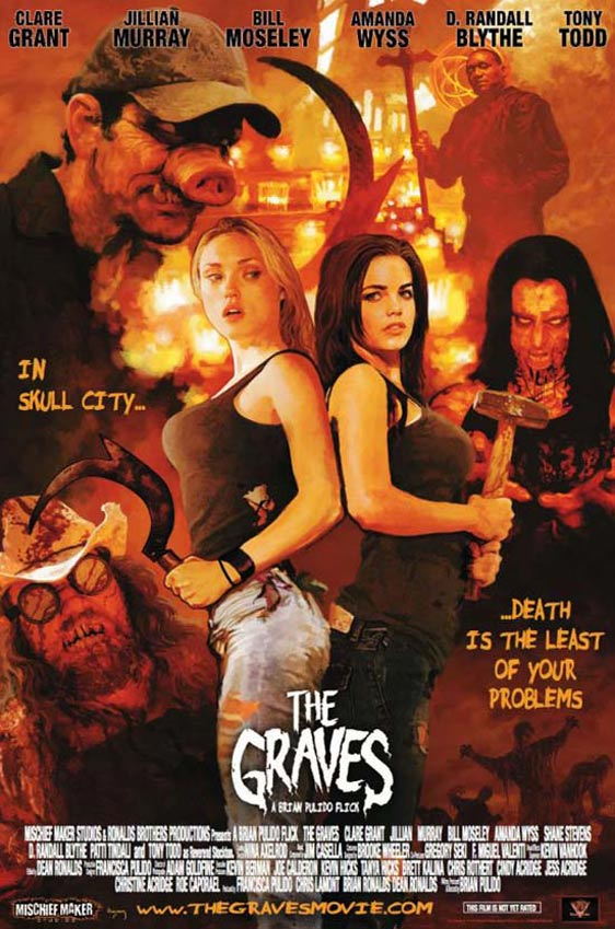The Graves Poster #2