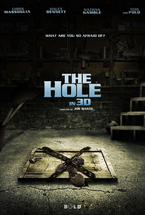 The Hole Poster #3