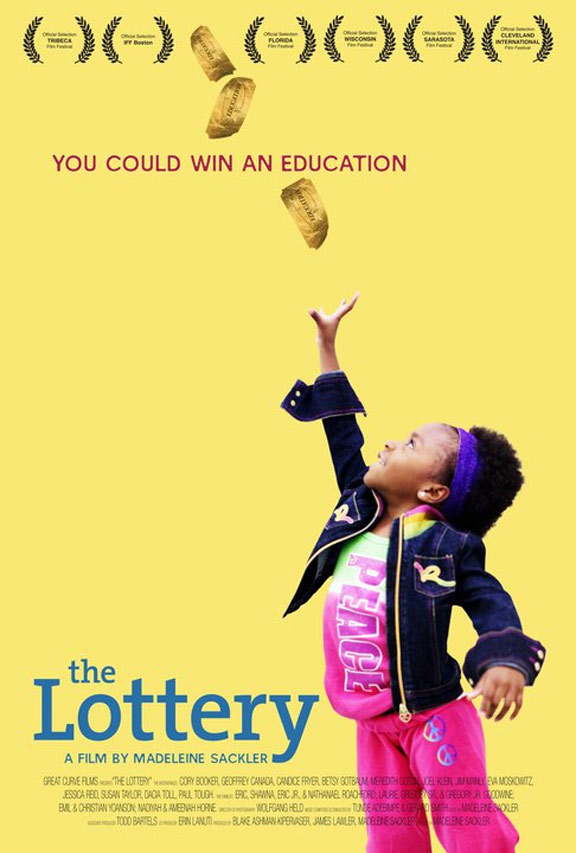 The Lottery Poster #1