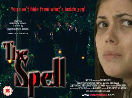 The Spell Poster #1