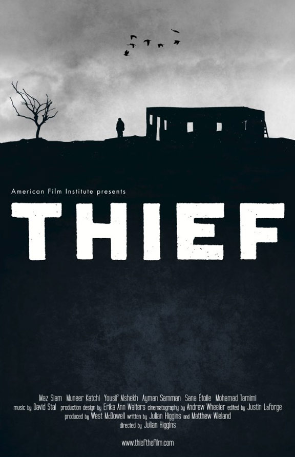 Thief Poster #1