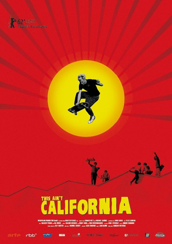 This Ain't California Poster