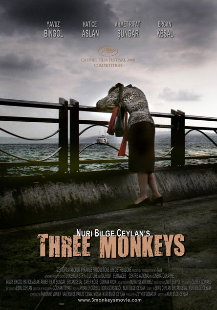Three Monkeys Poster #2
