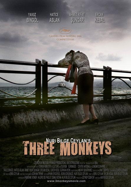 Three Monkeys Poster #2