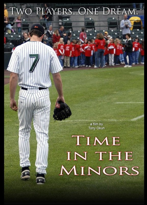 Time in the Minors Poster