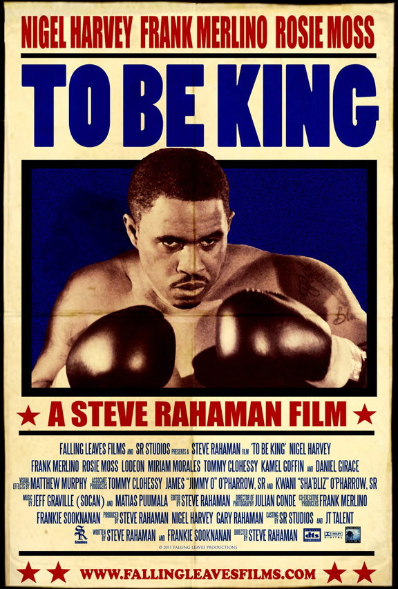 To Be King Poster #1