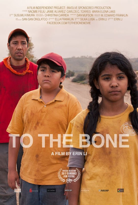 To the Bone Poster #1