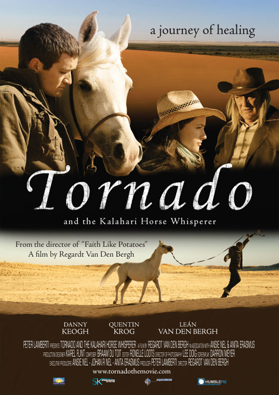 Tornado and the Kalahari Horse Whisperer Poster #2