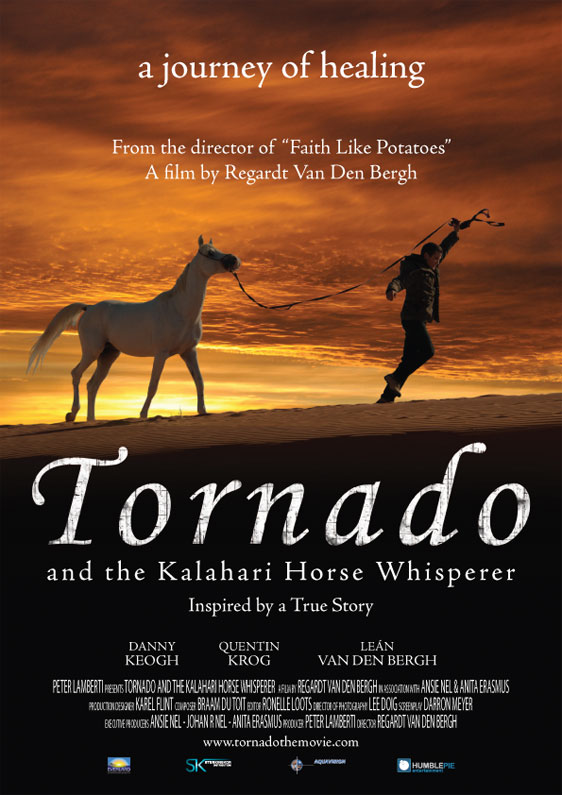 Tornado and the Kalahari Horse Whisperer Poster #1