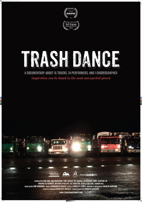 Trash Dance Poster #1