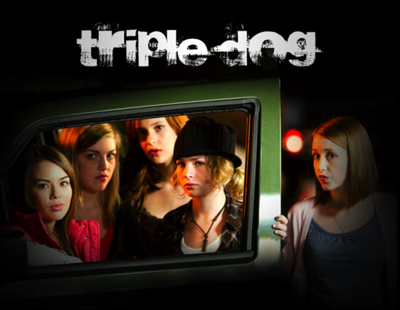 Triple Dog Poster