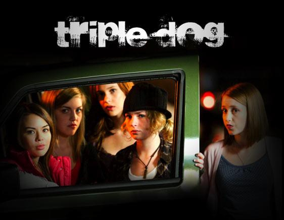 Triple Dog Poster #1
