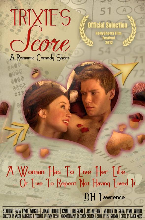 Trixie's Score Poster